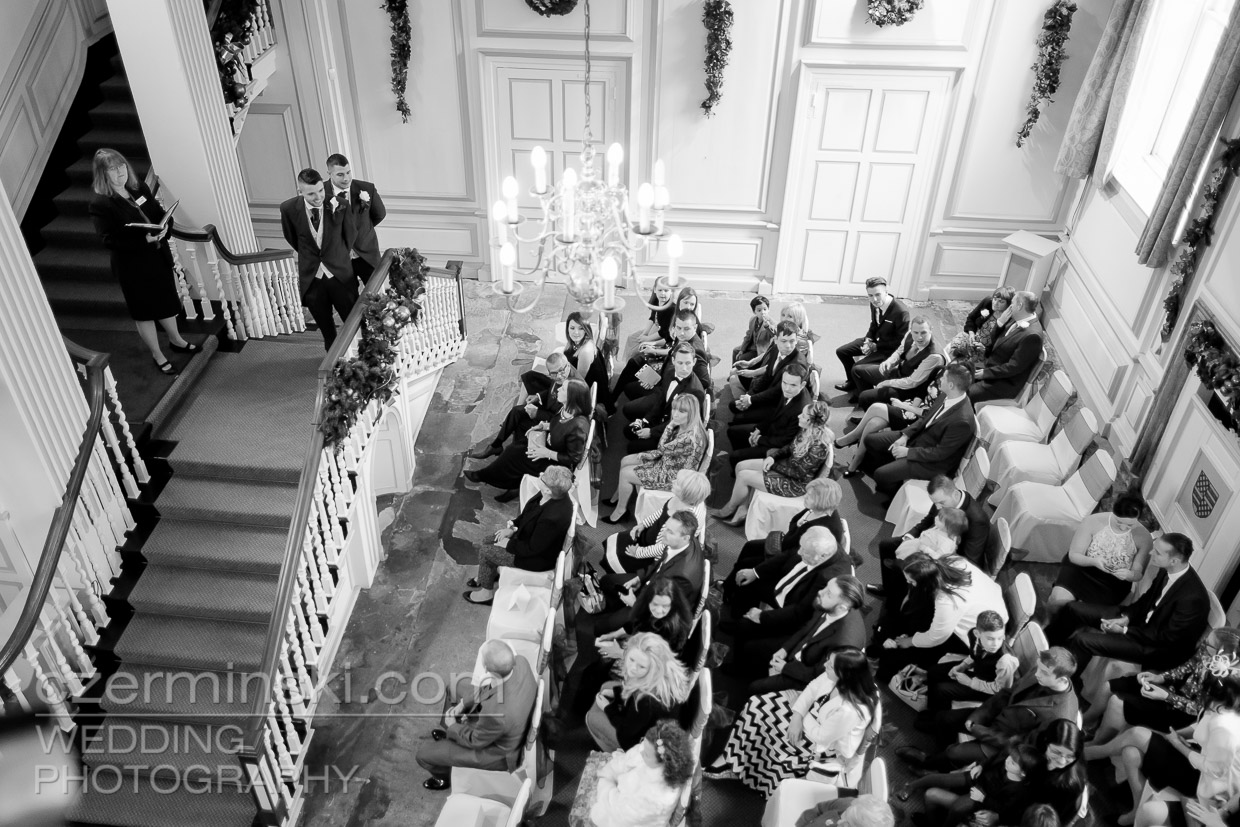 Middleton hall wedding