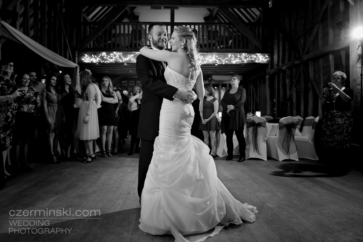 first-dance-tewin-bury-farm-wedding