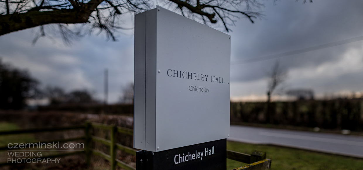 Chicheley-Hall