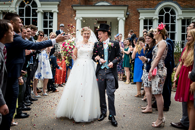 Isobel & Phil - SUMMER WEDDING