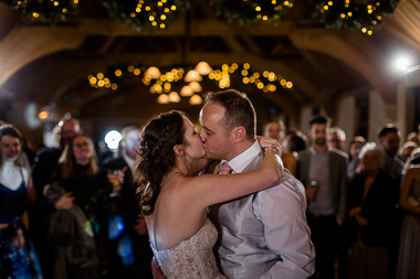 Shelley & Dave - WINTER WEDDING