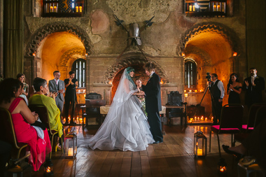 Filiz & Kyle - WEDDING IN THE CASTLE
